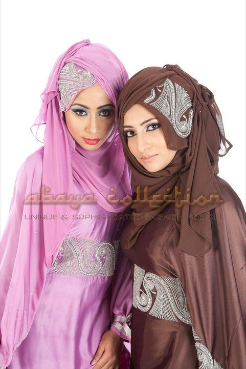 love the hijab style