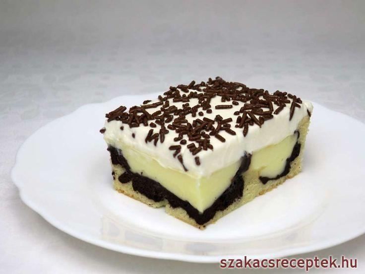 Lágy tejszínes édesség piskóta alapon :) Az elkészítése nagyon egyszerű. Amennyiben úgy gondolják, hogy 8 adag kevés lesz belőle, duplázzák meg az alapanyag mennyiségég :)