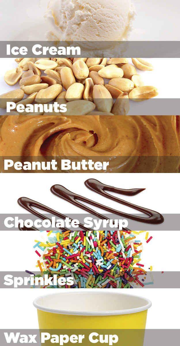 Peanut Butter Ice Cream Pops | 10 Brand-New Ways To Eat Ice Cream
