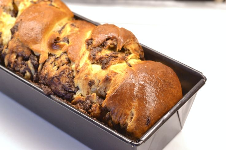Csokis-fahéjas babka recept