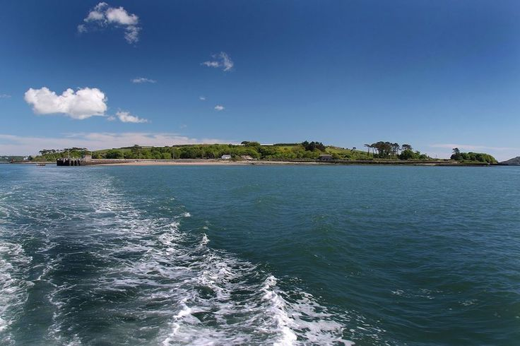 Spike Island Ferry