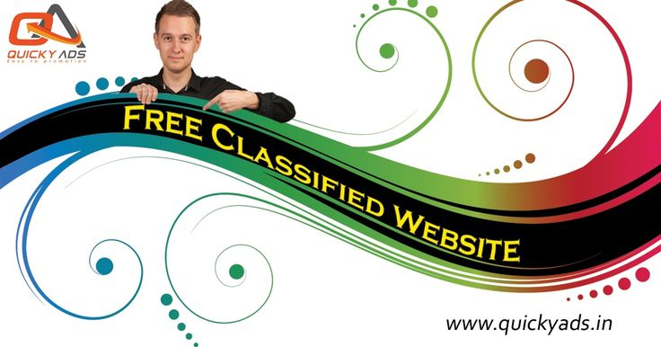 Post Classified ads on Quickyads the No:1 site for posting ads in India. Come and visit us online@  https://goo.gl/CYsUzS