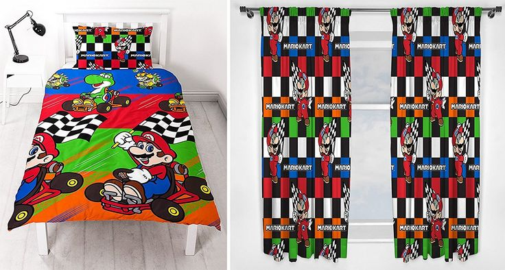 142 best kinderzimmer super mario images by mottozimmer mottoparty geschenke on pinterest. Black Bedroom Furniture Sets. Home Design Ideas