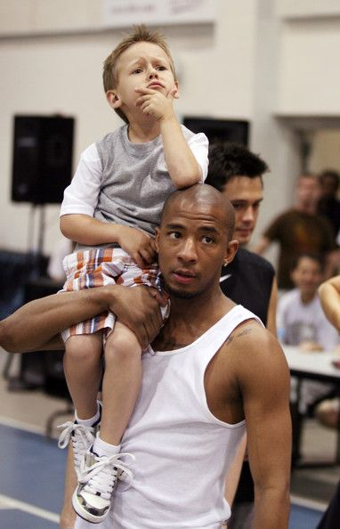 One Tree Hill: Antwon Tanner and Jackson Brundage