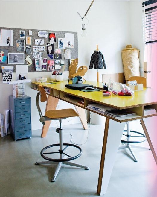Inspiração para meu atelier.!