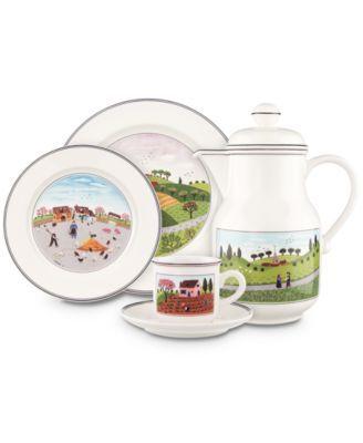 Villeroy & Boch Dinnerware, Design Naif Collection