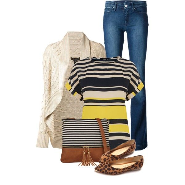 Untitled #230 by leehyena on Polyvore featuring Ralph Lauren Black Label, Oasis, 7 For All Mankind and Call it SPRING