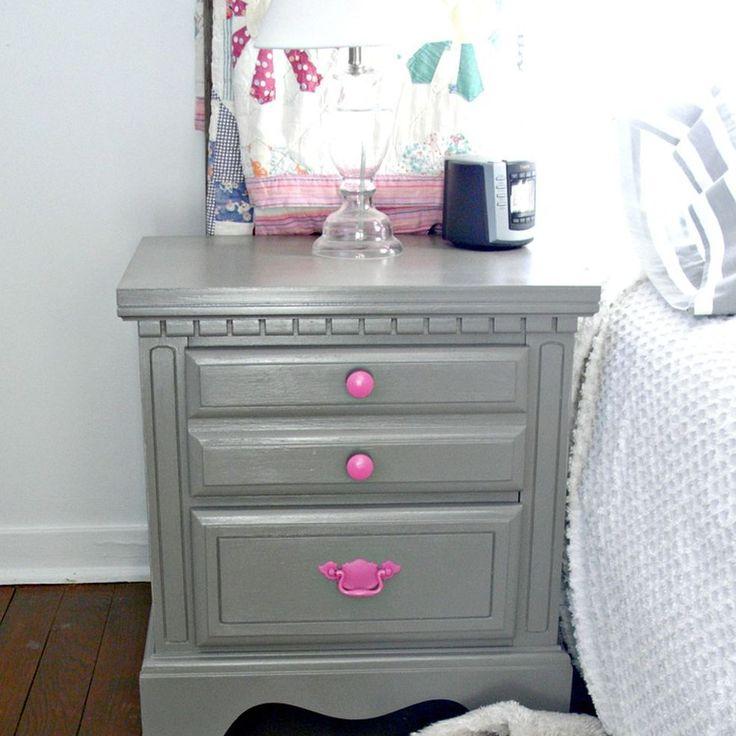 Redo nightstand.