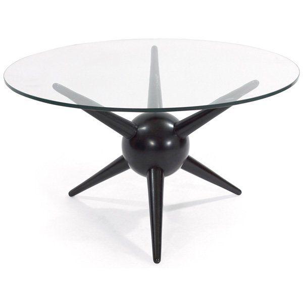 design, Italie, Gio Ponti, Jack Cofffe Table, ©liveauctineers.com