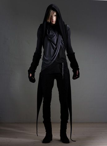 Macabre is a relatively new fashion brand from Sweden that launched last year and recently unveiled its first official collection for AW07. The designer behind the brand is Richard Söderberg