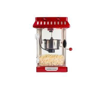 MACHINE À POP-CORN Andrew James - AJ000629 - Machine à popcorn 3,9l