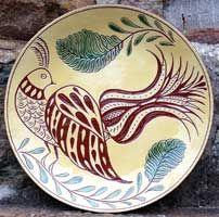 Bird with Tulip Tail