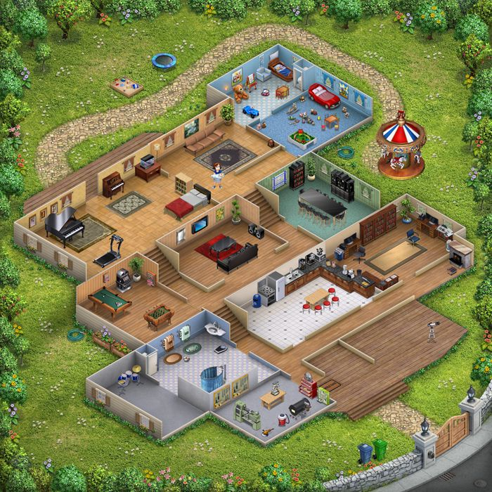 virtual families 2 house upgrades  Google Search  VF2  Virtual families 2 Virtual families