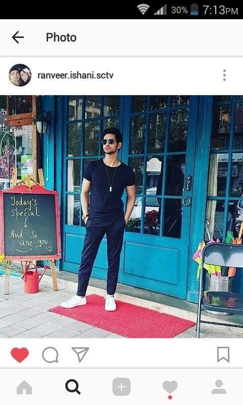 "Dashing Actor ""Shakti Arora"""