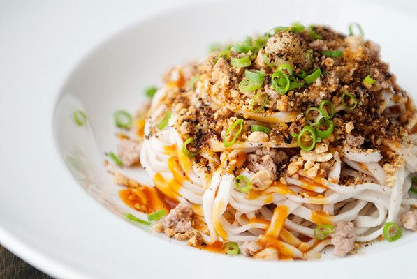 Chinese Dan Dan Noodles | Delicious Recipes | Pinterest