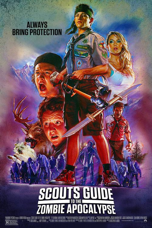 Watch->> Scouts Guide to the Zombie Apocalypse 2015 Full - Movie Online