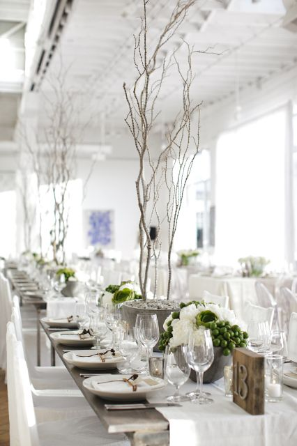 Best 25 contemporary wedding ideas ideas on pinterest dunedin contemporary wedding in greens and whites by atelier joya laurent studios san francisco junglespirit