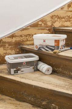 les 25 meilleures idees concernant escaliers peints sur With ordinary peindre un parquet ancien en blanc 6 renovation escalier bois les astuces pour renover et le