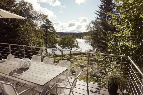 """Das """"Seehaus"""" - besondere Ferienhäuser im Harz für bis zu 10 Personen"""