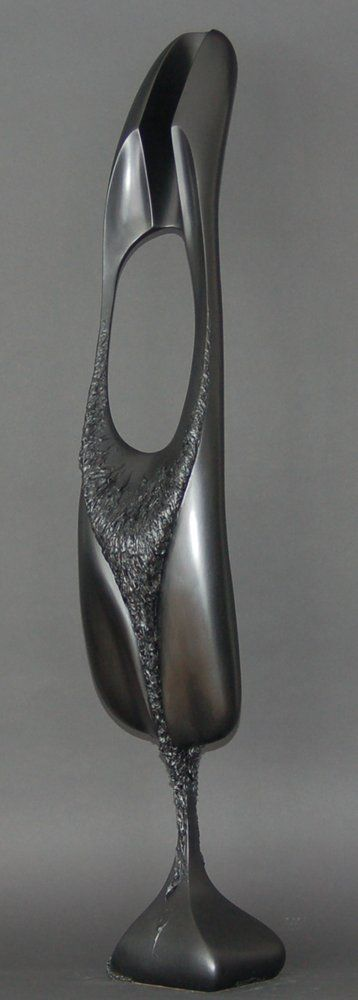 Dionysian - Fiberglass and Carbon Fiber impregnated with catalyzed polyester resin - Graphite filled polyester resin in urethane finish - 44 x 8 x 6 - For questions and prices please contact us at info@igifa.com