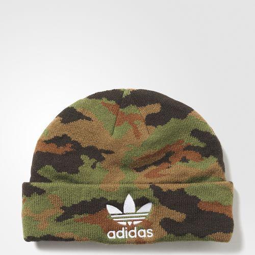 adidas - Camouflage Beanie