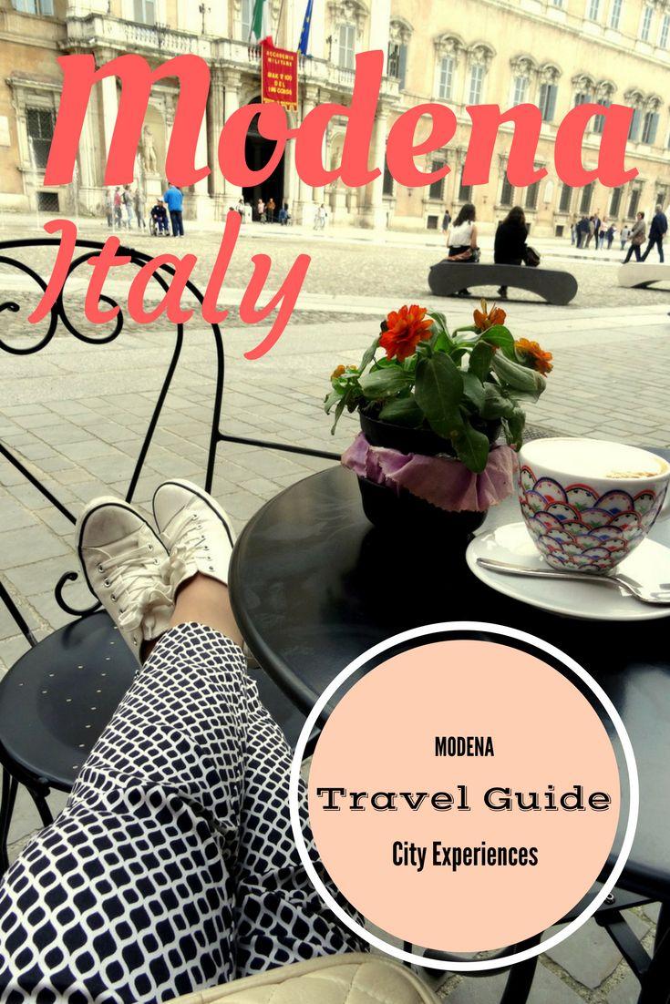 Modena Travel Guide - City Experiences