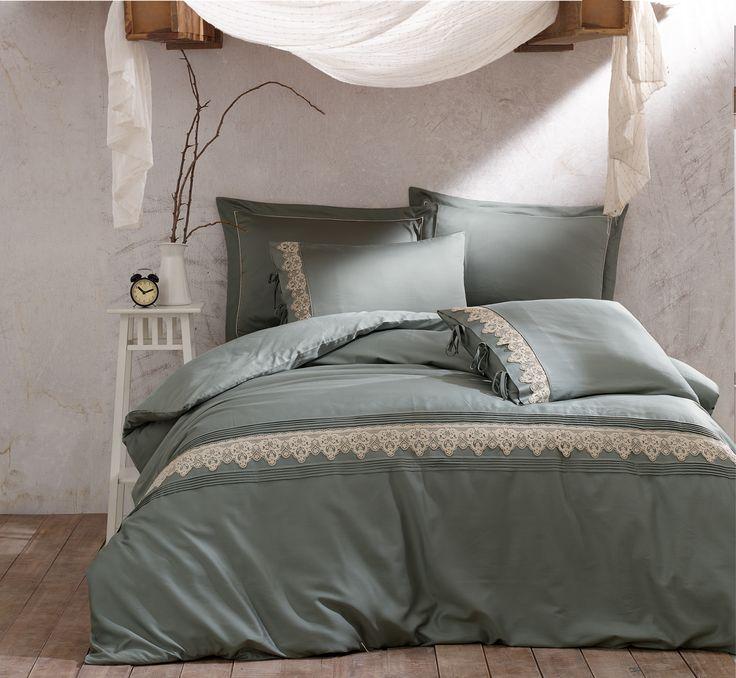 Lenjerie de pat AZRA din bumbac organic #organic #cotton #awesome #bedsheets