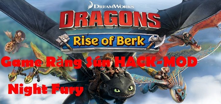 Dragons Rise Of Berk Hack Mod Apk Free Money Dreamworks