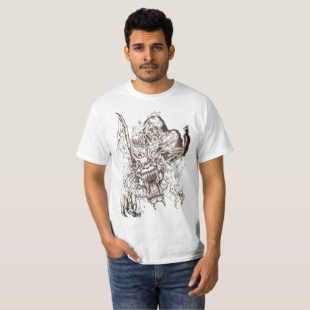 Magician Dragon T-Shirt - tap, personalize, buy right now!