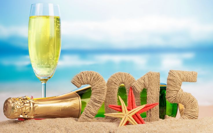 Holiday - New Year 2015  - Champagne - New Year - Holiday - Celebration - Party Wallpaper