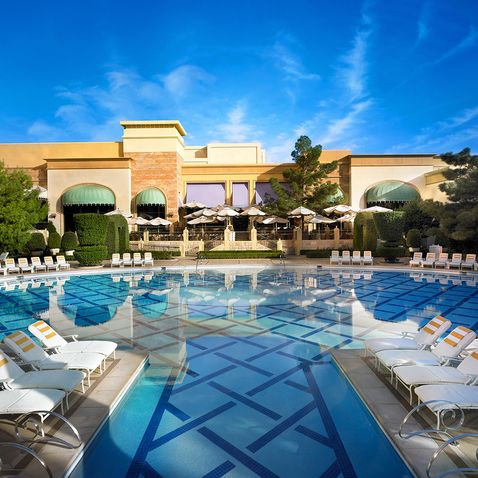 Best Pools in Las Vegas