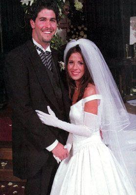 Jason Goldberg Married Soleil Moon Frye At The Wilshire Ebell Theatre Jewish Wedding Took