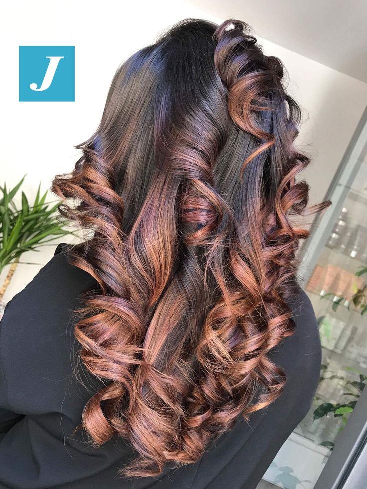 Unico e inimitabile. Degrade Joelle! #cdj #degradejoelle #tagliopuntearia #degradé #igers #musthave #hair #hairstyle #haircolour #longhair #ootd #hairfashion #madeinitaly #wellastudionyc