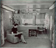Mobile Home Kitchens From 1955 to 1960 » Mobile and Manufactured Home Living