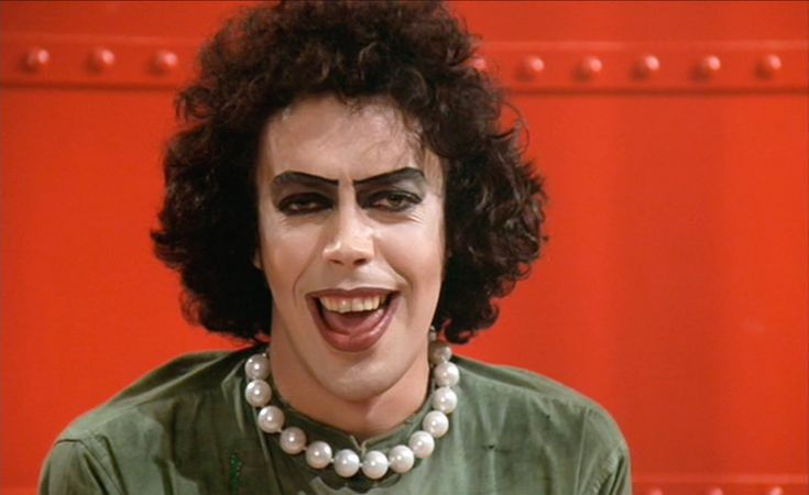 Essential Gay Themed Films To Watch, The Rocky Horror Picture Show http://gay-themed-films.com/films-to-watch-the-rocky-horror-picture-show/