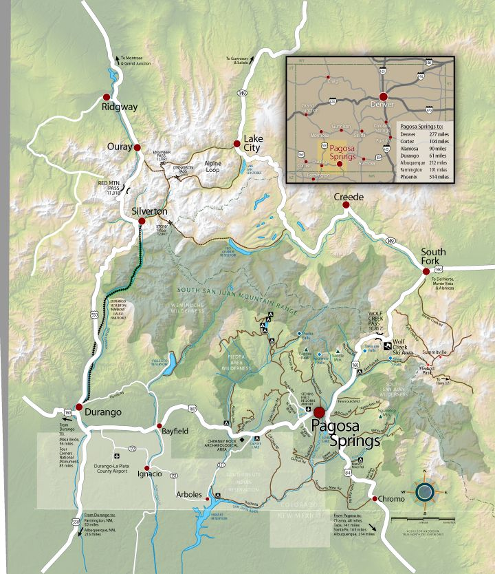 Best 25+ Pagosa Springs Colorado Ideas On Pinterest