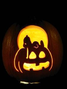pumpkin carving charlie brown - Google Search