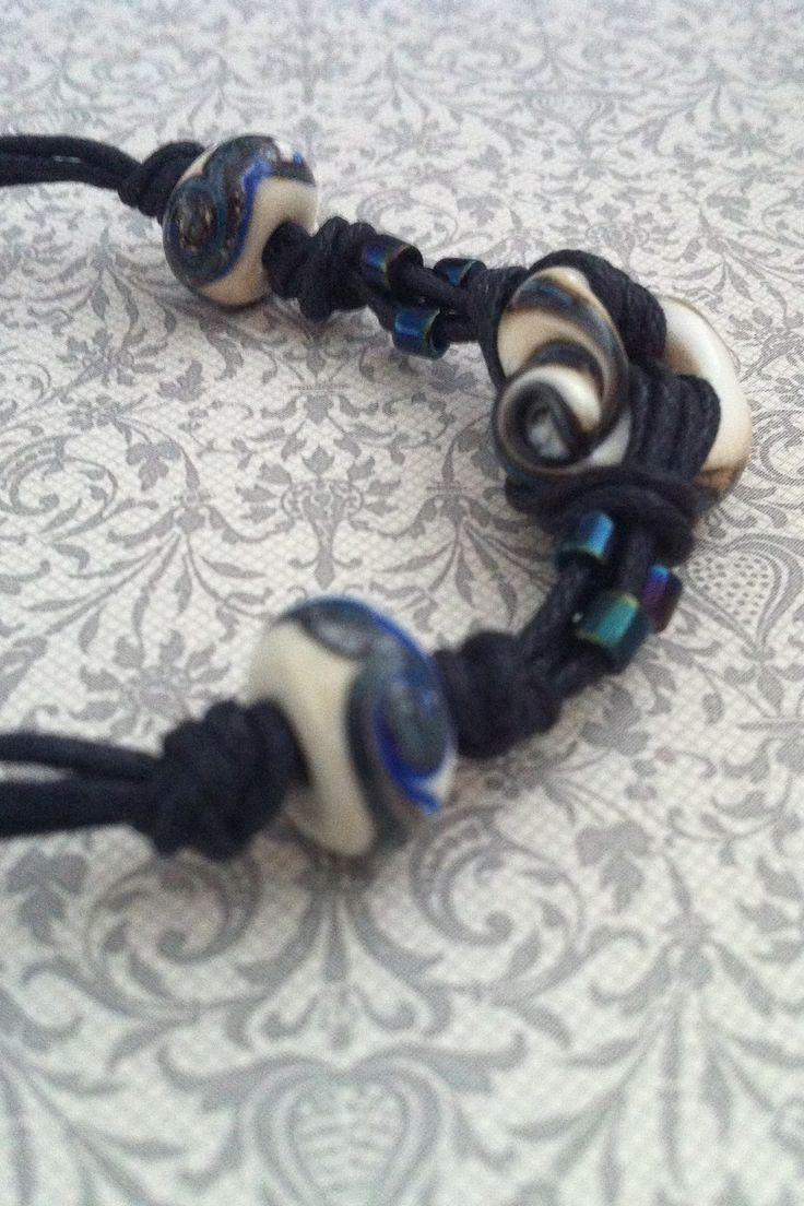 Blue Swirls & Twists 2
