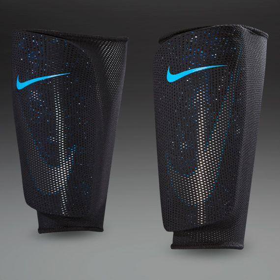 Nike Shinpads - Nike CR7 Mercurial Lite Shinpads - Football Shin Guards - Navy-Blue #pdsmostwanted