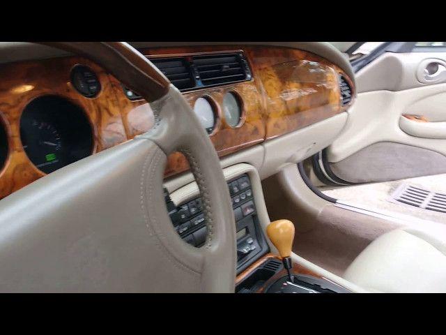 Jaguar XK8 Gebruikt Benzine in RIJNSBURG van € 11.900,-