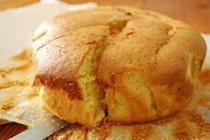 "Lemon Almond ""fallover"" cake (Gâteau citron amande à tomber par terre de Clea cuisine) (recipe in French)"