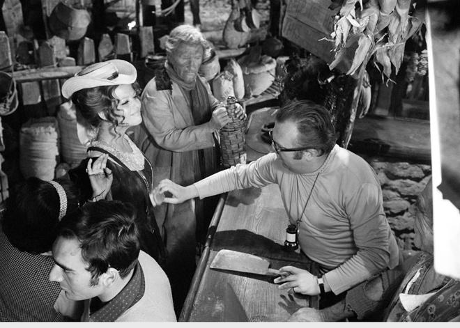 C'era una volta il west di Sergio Leone (1968)