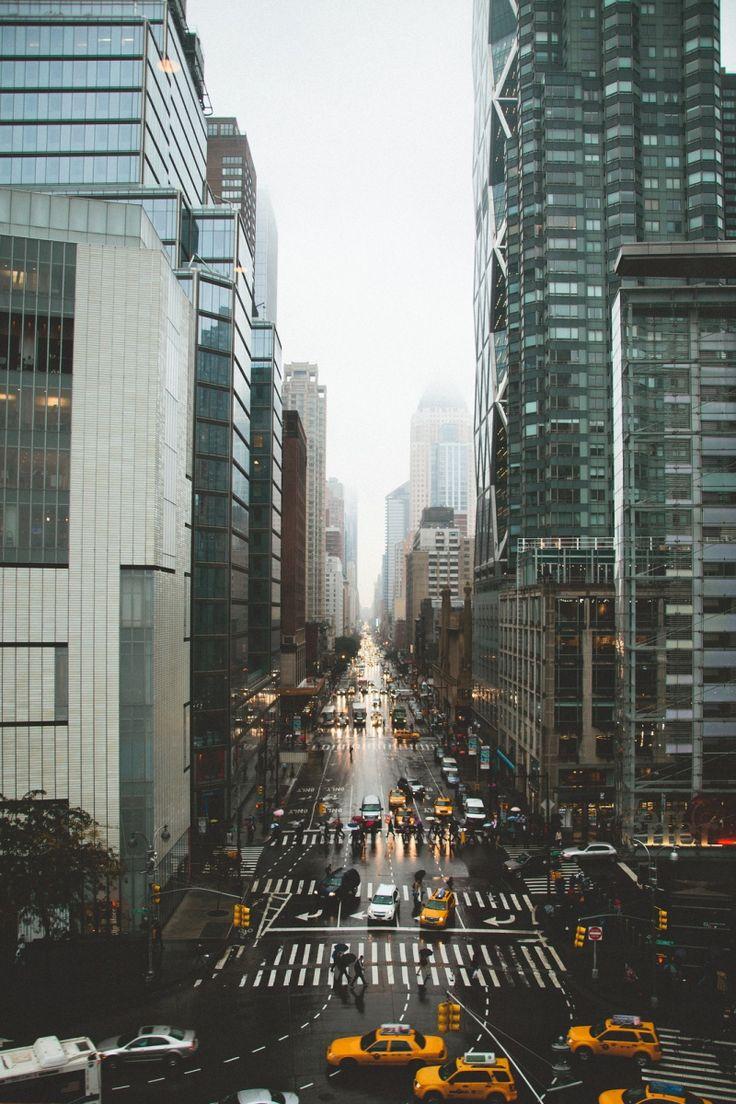Aterrissando em Nova York e Primeiras Impressões Sobre os Estados Unidos