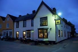 The Angel Lavenham - our local !