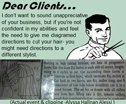 This Installment Of Dear Clients Based On A True Story