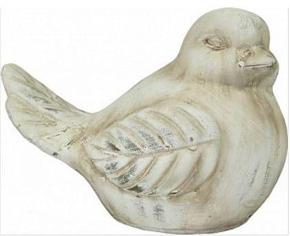Ptáček z kameniny