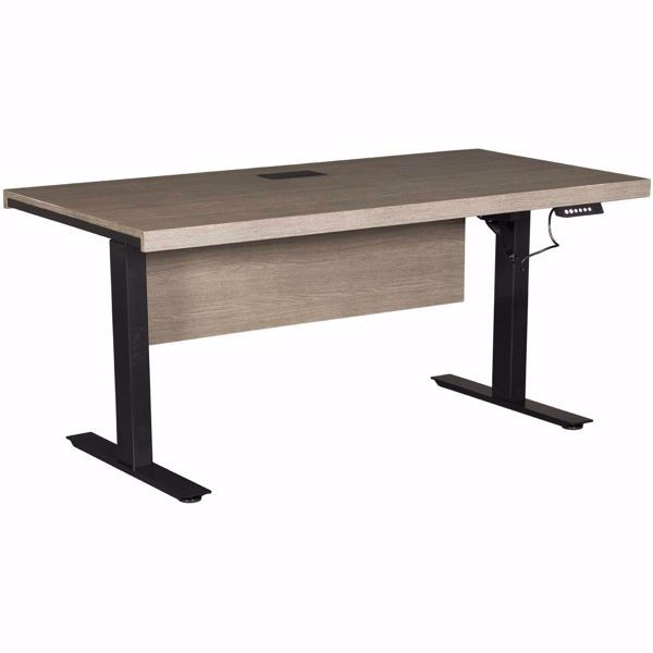Portland Standing Desk By Jesper Office Is Now Available At American Furniture Warehouse Shop Our Great Selection And S Standing Desk Desk Furniture Warehouse