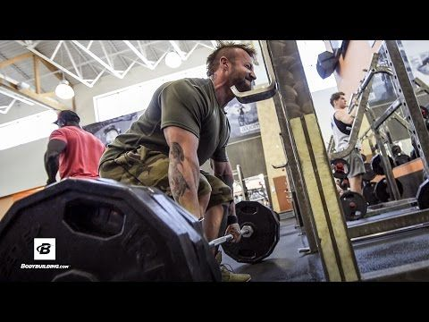 Bodybuilding.com: Lower Back, Hamstrings, & Upper Abs Workout | Day 4 | Kris Gethin's 8-Week Hardcore Training Program