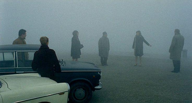 El desierto rojo. Antonioni.