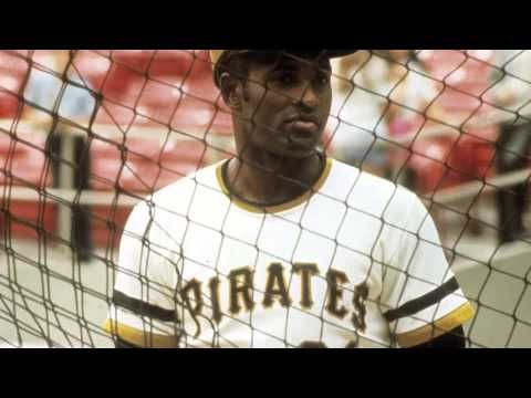 """Roberto Clemente - Mini Biography - YouTube to go along with reading """"mas alla del beisbol"""""""